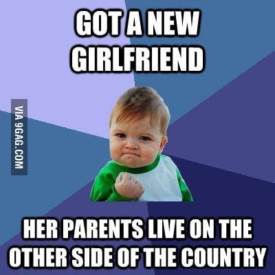 I'm a lucky guy.