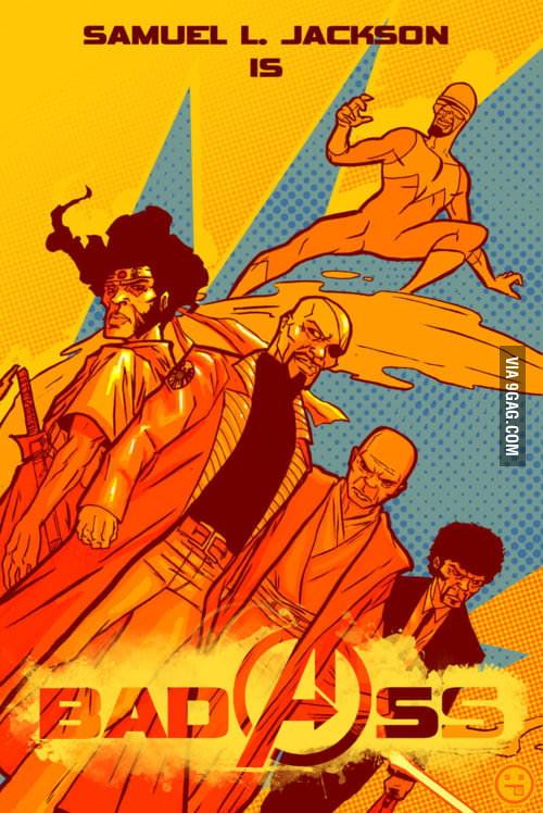 Samuel L. Jackson is...