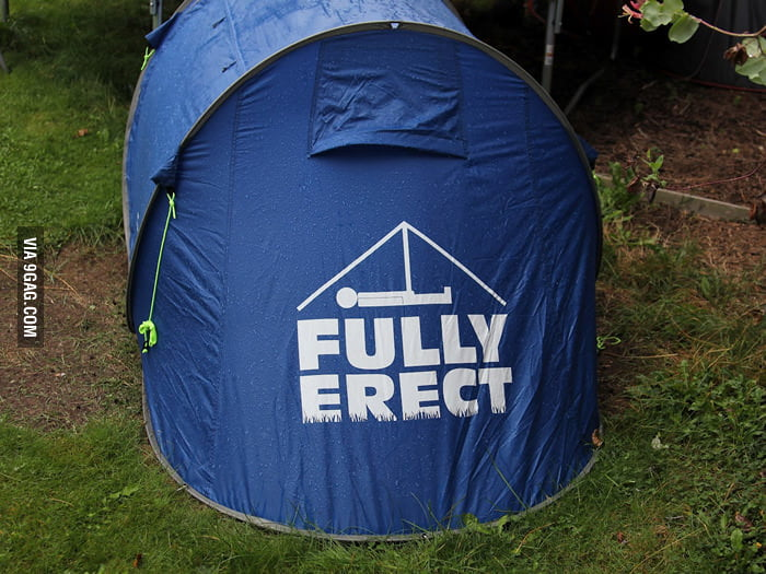 I found the perfect tent!