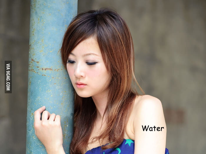 If the Chinese tattooed lame English words on themselves.