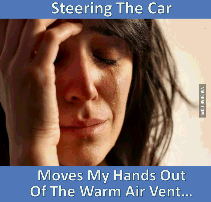1st World Hazards of Cold-Weather Driving