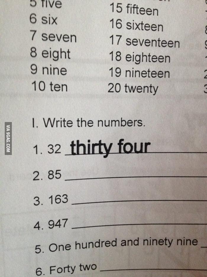 English Book Fail..