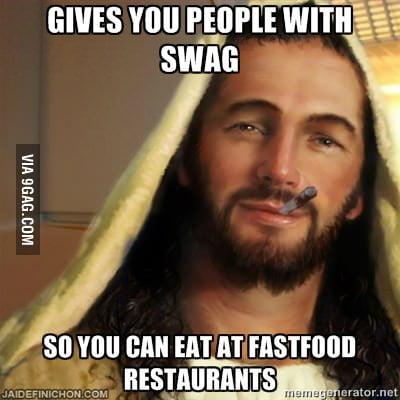 Good Guy Jesus