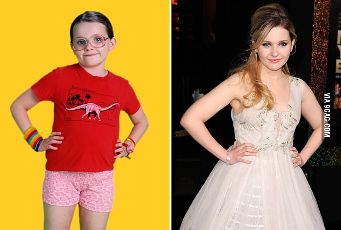 Puberty, you've done it again!