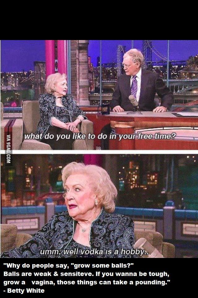Legendary Betty
