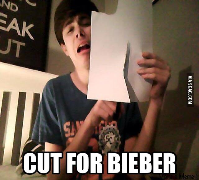 No Bieber fever here