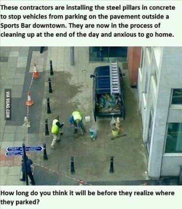 Stupidity Contractors