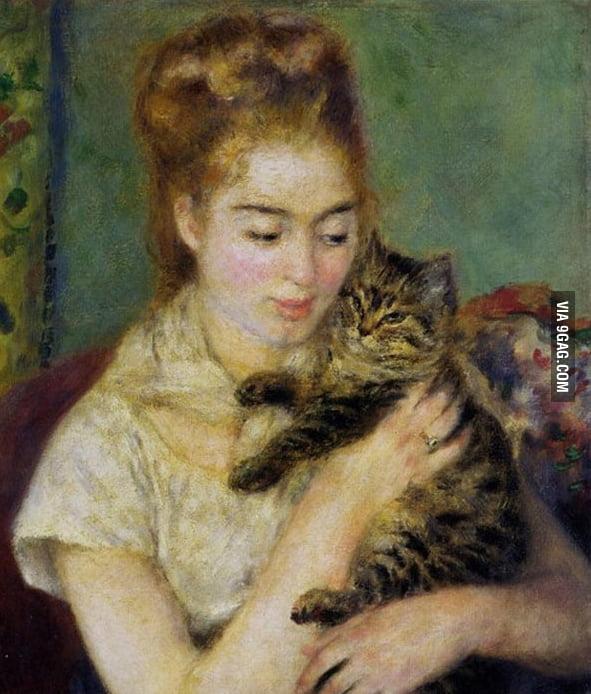 Original Grumpy Cat?