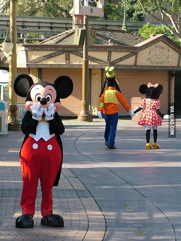 Scandal in Disneyland