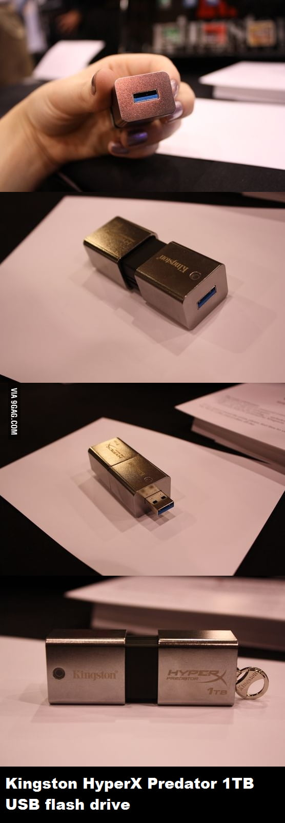 1 terabyte USB stick