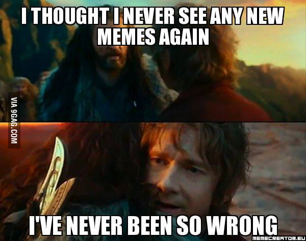 Serously, I think this meme is pretty cool