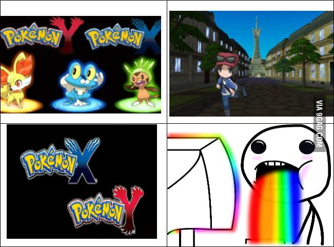 New pokemon game !