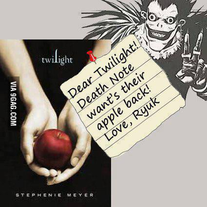 PS. Death Note waits for you all