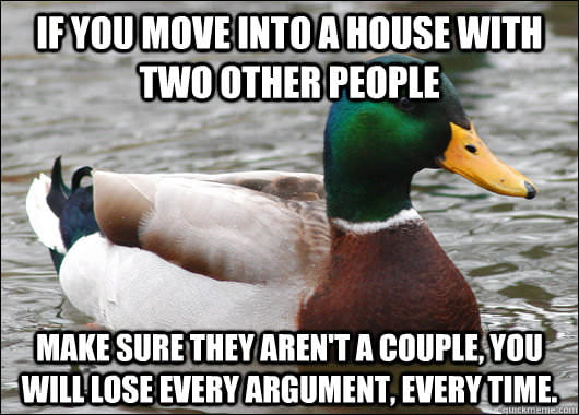 Moving out for the first time?