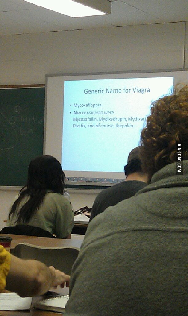Meanwhile in a pharmacology lesson.