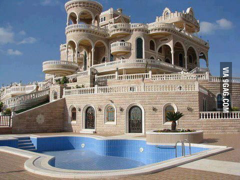 Palestinian Huge villa, an Arab from Hebron