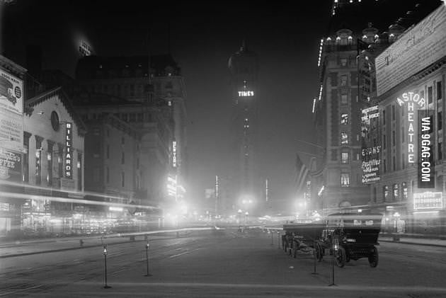 Times Square, NYC 1911