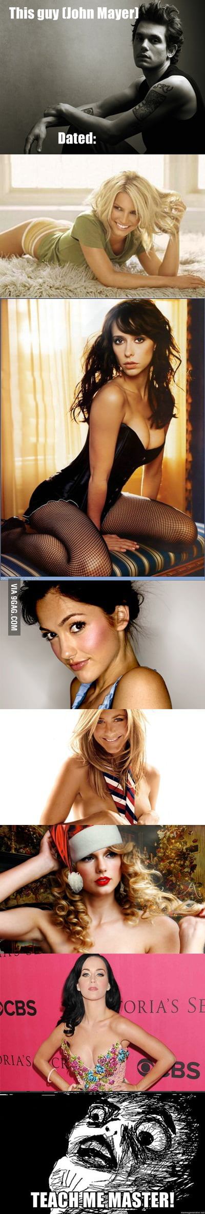 Why not Megan Fox?