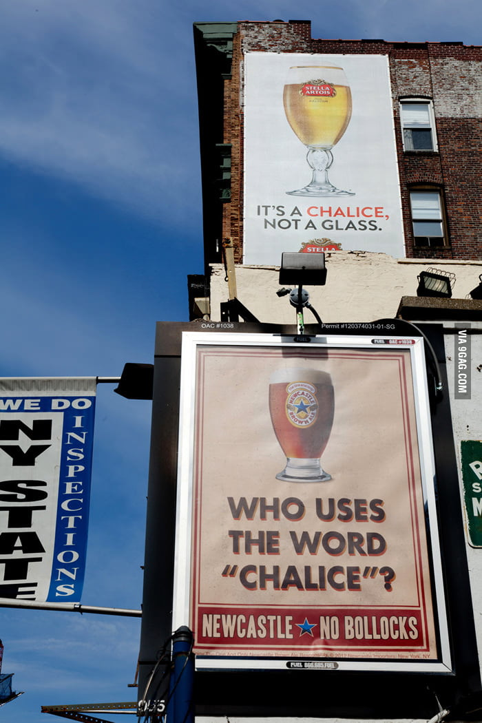 Stella Artois vs Newcastle
