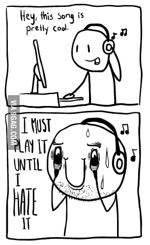 My relationship with new music