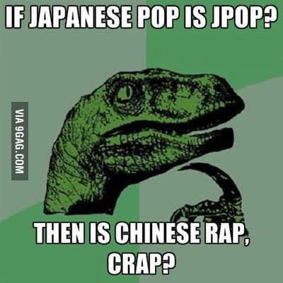 If Japanese pop is Jpop