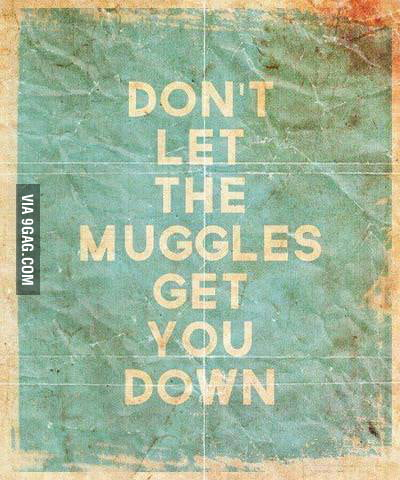 Wise words from a wizard