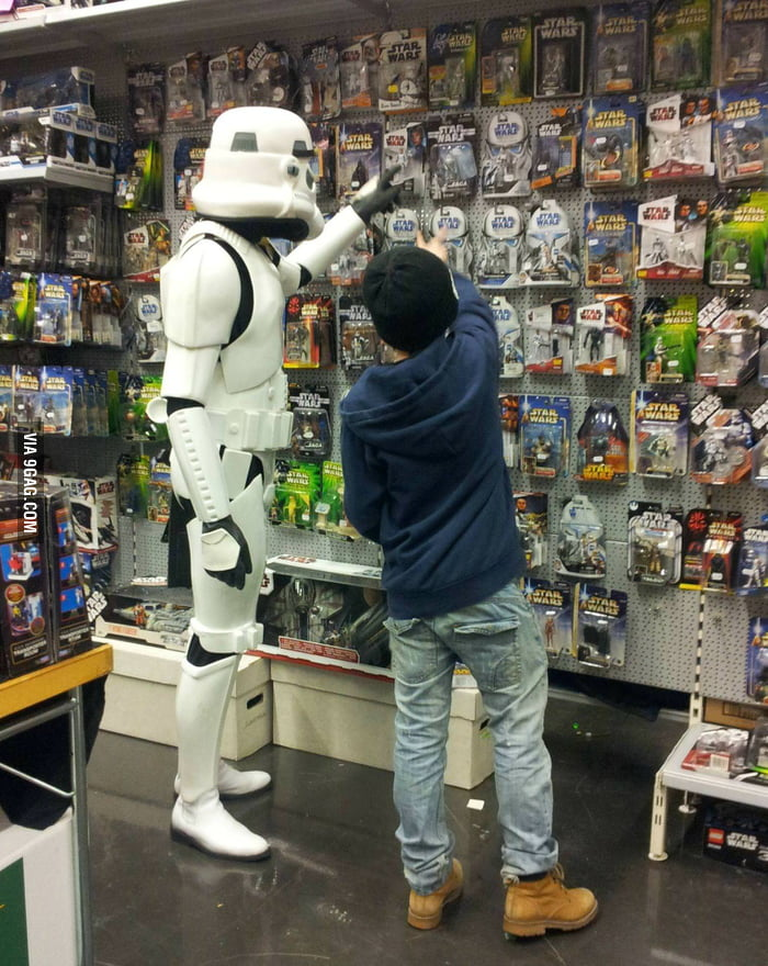 Star Wars Help Level: Expert