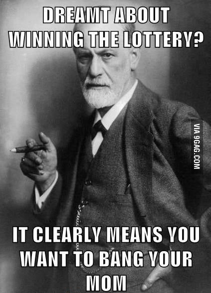 Just Psychoanalysis...