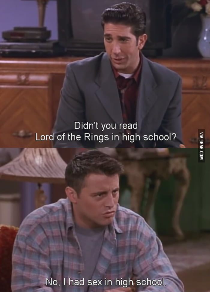 Oh, Joey.