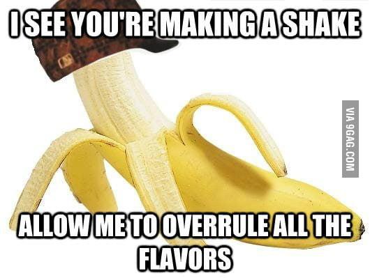 Scumbag Banana