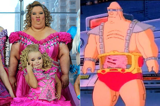 The similarities are profound.