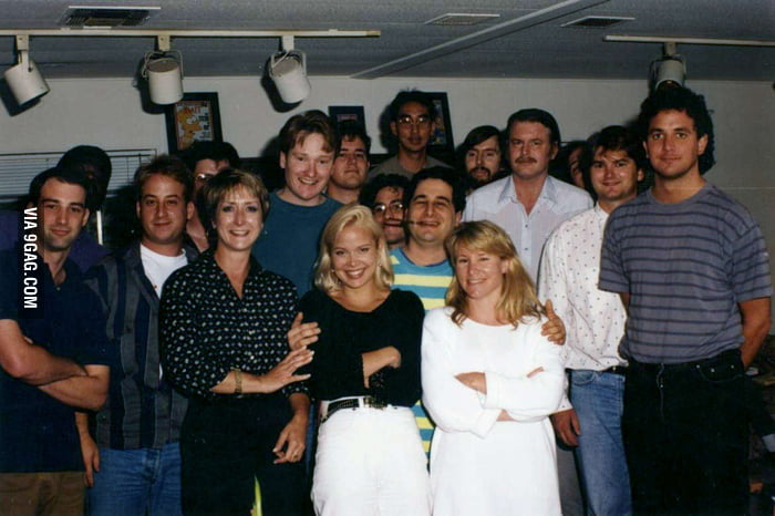 The people who wrote Simpsons in 1992.