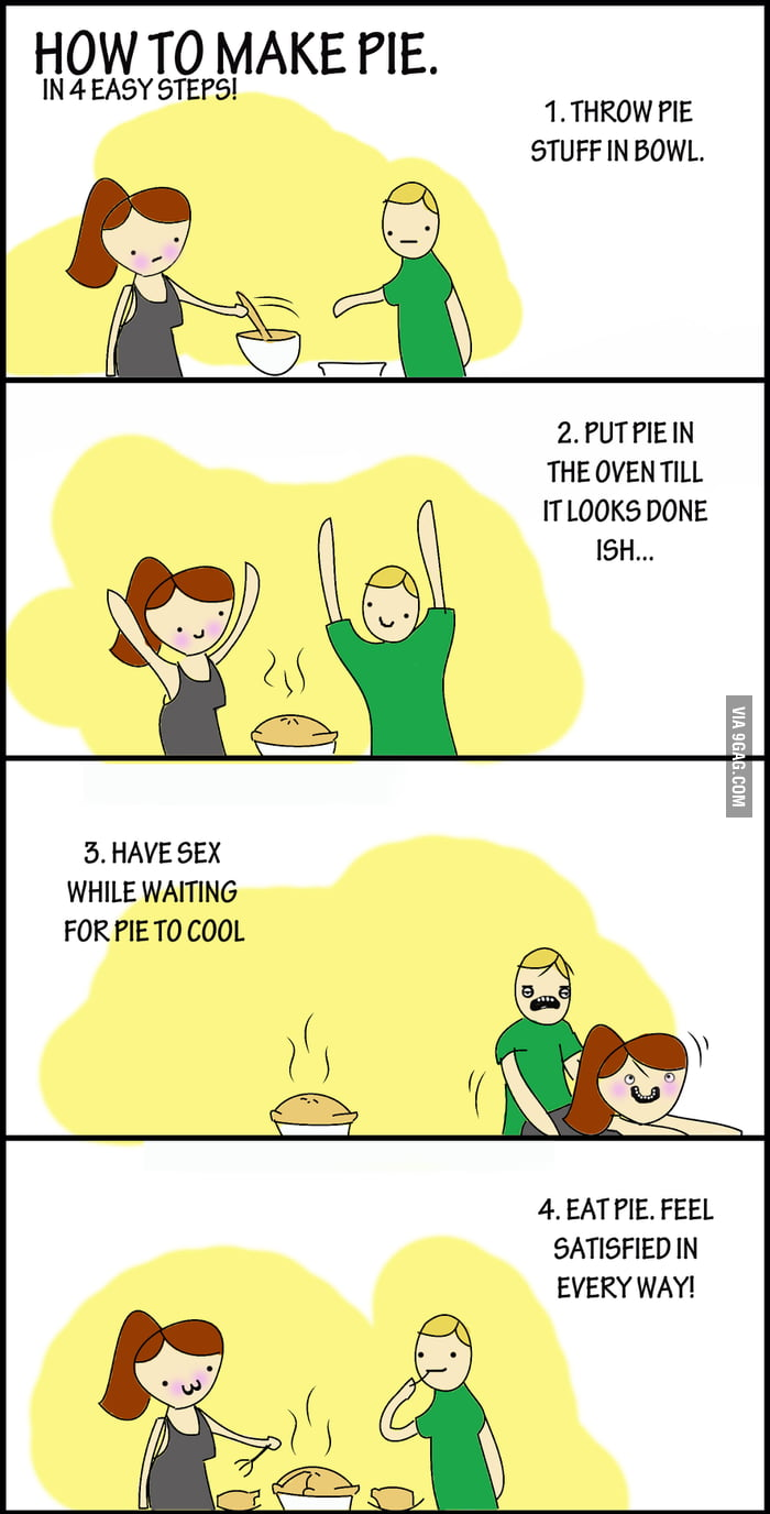 The truth about pie.