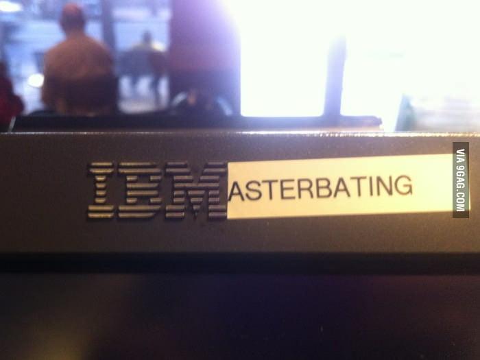 IBM Name Prank Fail!