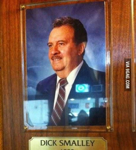 A Very Unfortunate Name