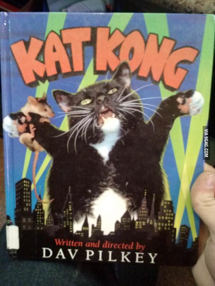 Kat Kong!