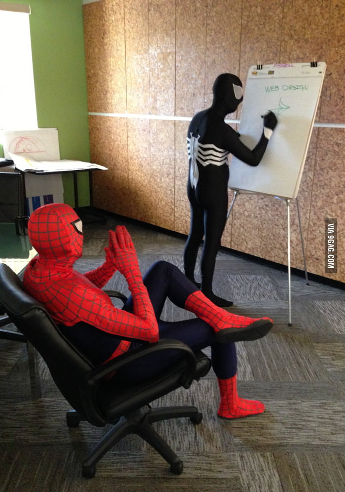 Web design meeting... you're doing it right!