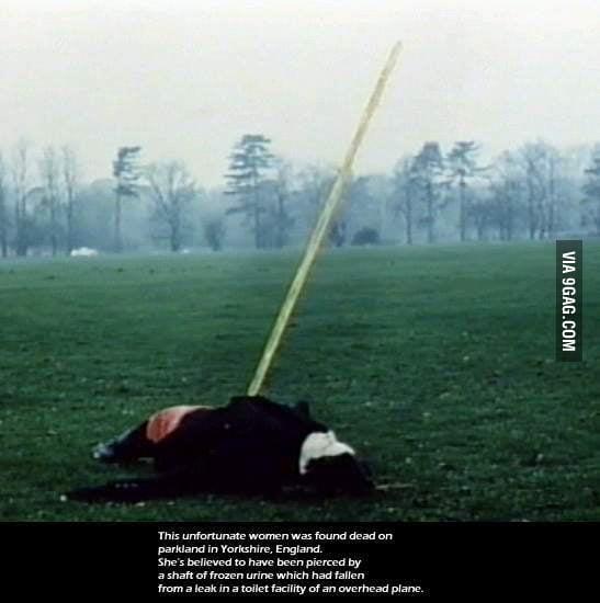 Worst way to die?