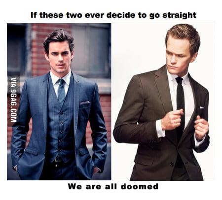 Fair warning to my fellow heterosexuals