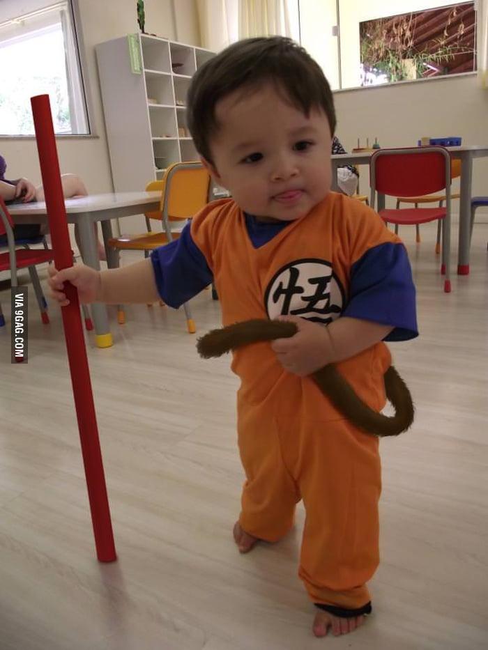 Hi! I'm Goku!