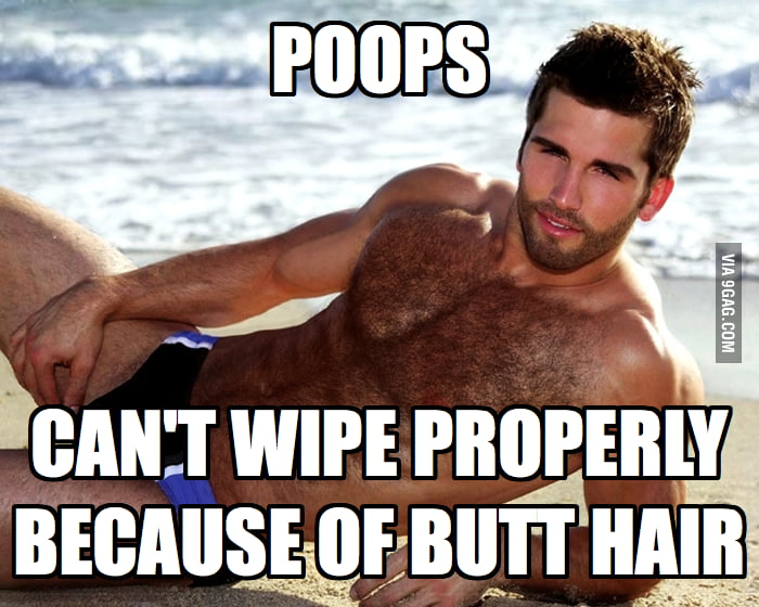 Hairy Men Problems