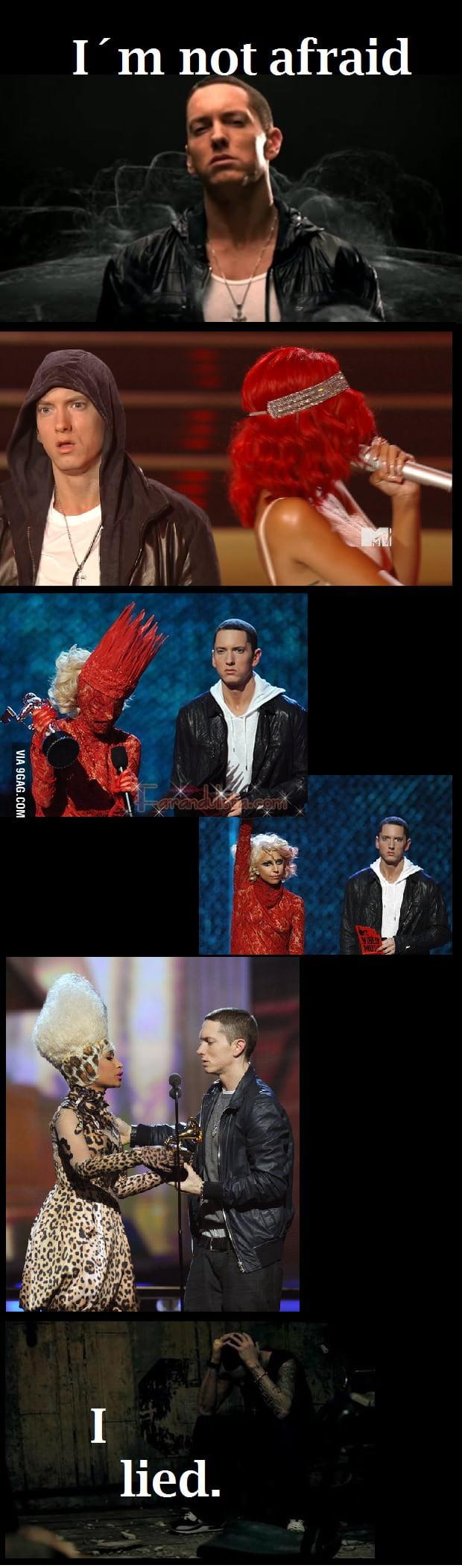 Poor Eminem