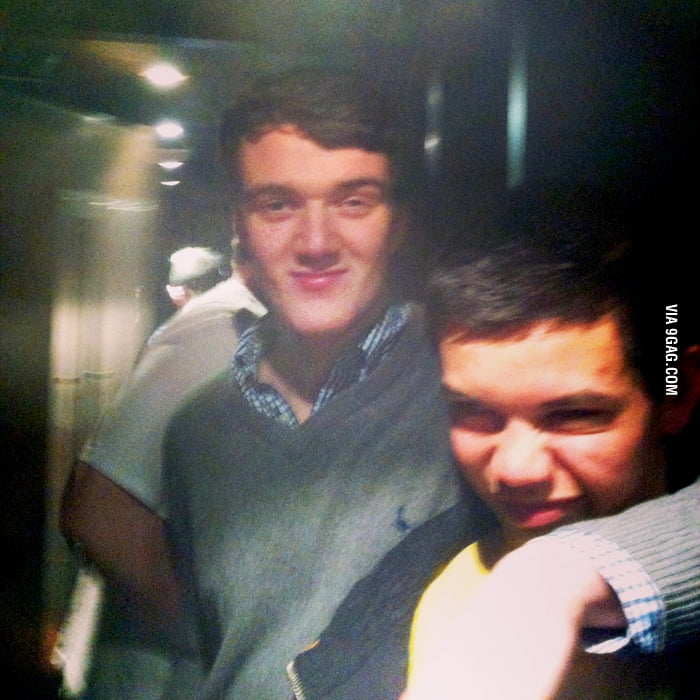 Saw this guy at a club in Scotland. Recognize him?
