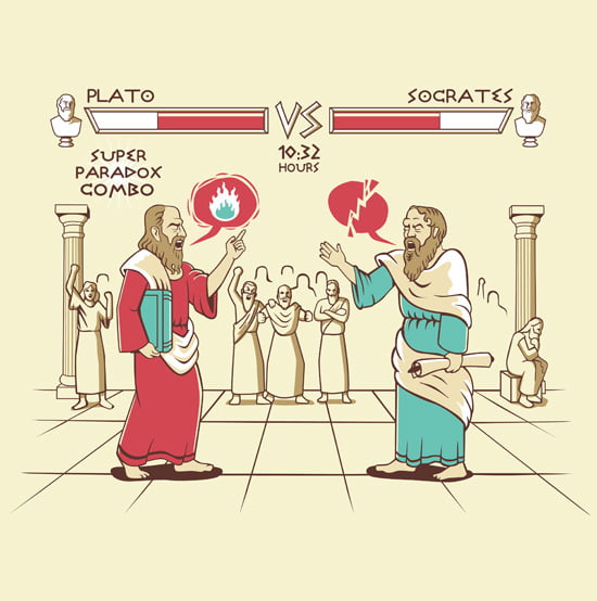 Philosophy Combat!