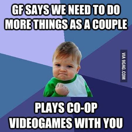 The Gamer Boyfriend