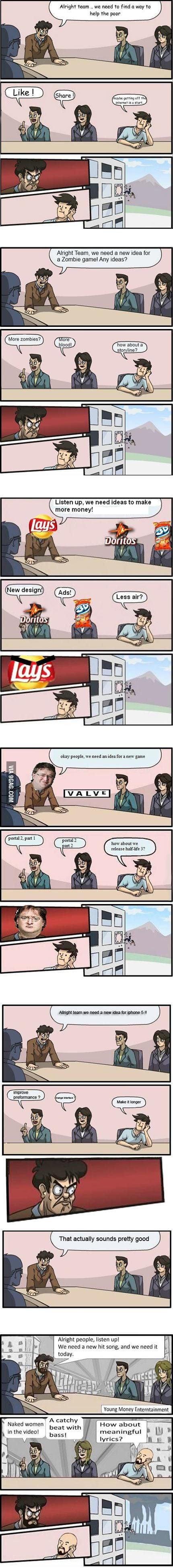 Boardroom Suggestion Meme Compilation 9gag