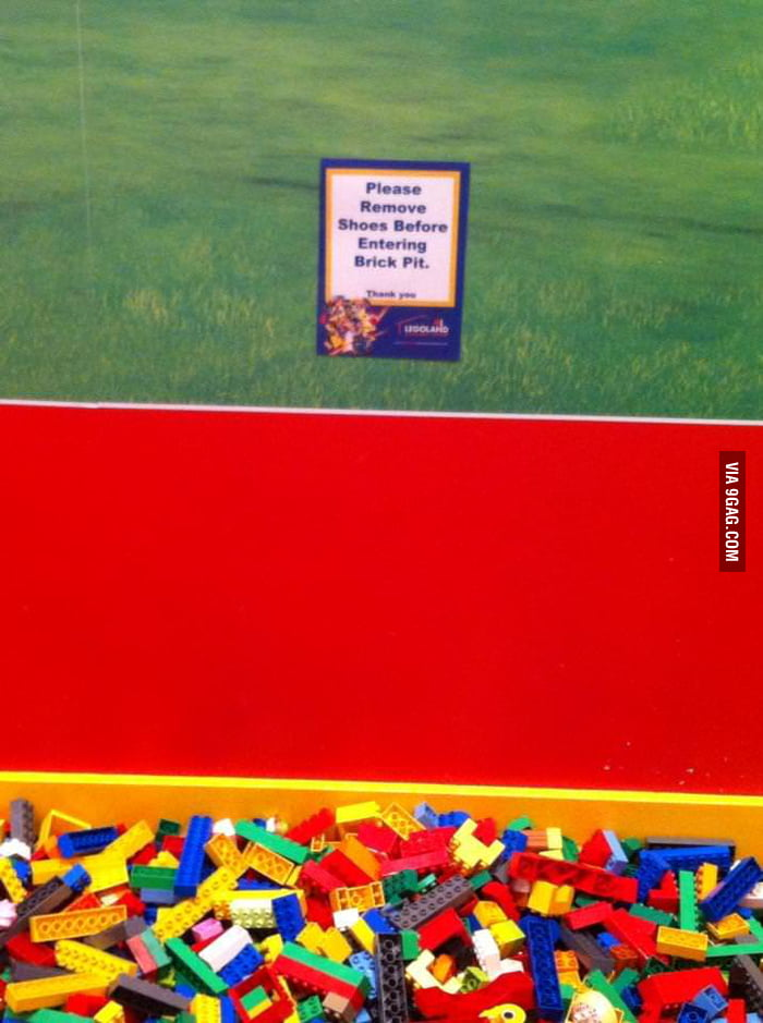 Legoland is cruel to children