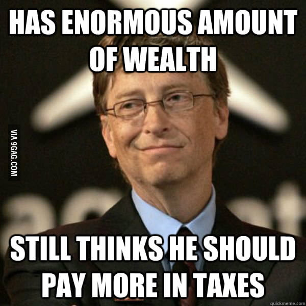 Good Guy Gates