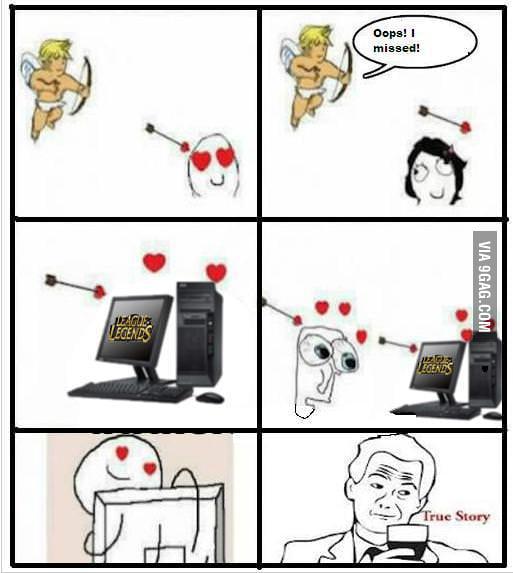 L.O.L Love Story!