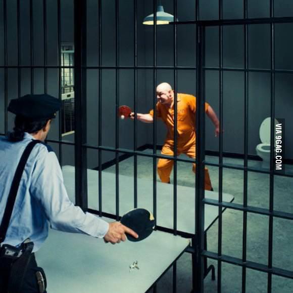Ping pong lvl: jail